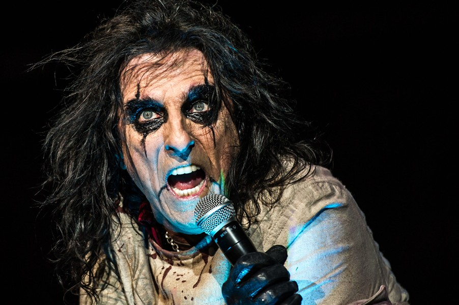 Alice Cooper - COURTESY