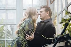 Amanda Seyfried is a prostitute hired to seduce Liam Neeson in Chloe