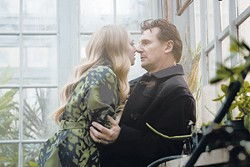 Amanda Seyfried is a prostitute hired to seduce Liam Neeson in Chloe
