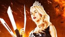 Amber Heard's Ms. San Antonio 'Machete Kills' Character Poster Unveiled