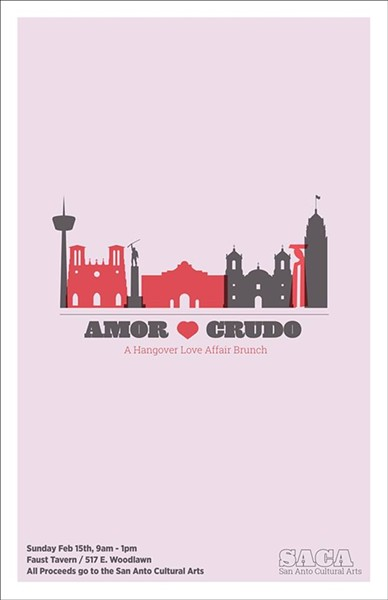 Love in the Alamo City definitely means barbacoa - COURTESY