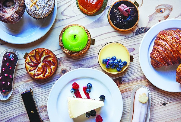 An array of pastries from Bakery Lorraine. - FILE PHOTO