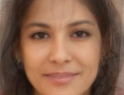 An image of the average Mexican woman used to give credibility to the National Reports fake story on Yolanda Saldivar's release. - MIKE MIKE