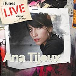 "Ana Tijoux, ""iTunes Live from Soho"" (EP)"