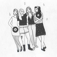 ¡Que Chulita! Vinyl DJ Club Puts Women At The Forefront