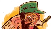 Annabelle 2.0: The Fidel Castro of chickens