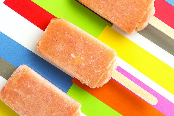 Another great influence from south of the border: Paletas. - COURTESY