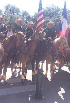 Texas Lieutenant Governor Dan Patrick