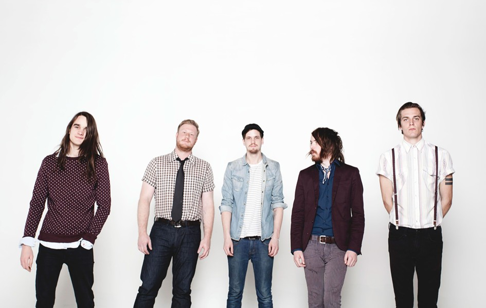 Arizona outfit The Maine