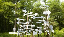 'One Way Trail' Adds Intrigue To The Botanical Garden