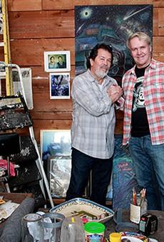 Artist On Artist: Gary Sweeney Interviews Adan Hernandez
