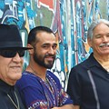 Sexto Sol plays with the old Chicano soul masters