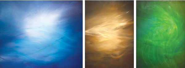 Asperatus 8, 1, and 3 - COURTESY PHOTOS