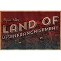 Aural Pleasure Review: Marcus Rubio's 'Land of Disenfranchisement'