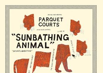 Aural Pleasure Review: Parquet Courts, 'Sunbathing Animal'