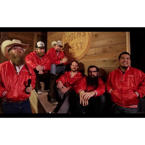 Austin's Crooks, moonlighting as a Beerfest team