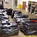 Authorities Seize Over Two Tons Of Pot Wrapped In Poblano Peppers