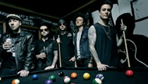Avenged Sevenfold Coming to AT&T Center 10/20; Watch Complete Brazil Set Here