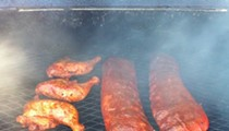 B Daddy's BBQ In Running For 2014 BBQ Food Truck Of The Year