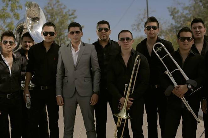 Banda Los Recoditos - COURTESY