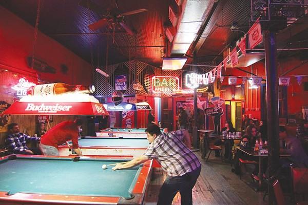 Bar America: a Southtown icon, now smoke-free - MICHAEL BARAJAS