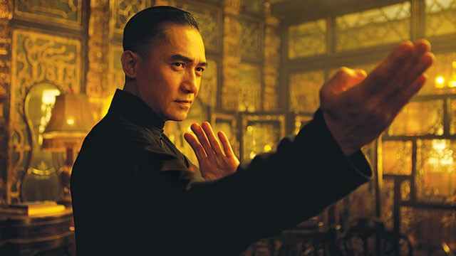 Before Bruce—Tony Leung Chiu Wai as Yip Man, the Master that helped change martial arts forever. - COURTESY PHOTO