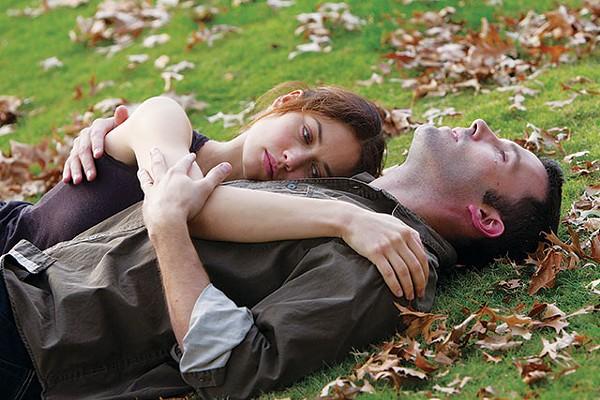 Ben Affleck and Olga Kurylenko give each other the silem treatment in the dialog-light To the Wonder - COURTESY PHOTO
