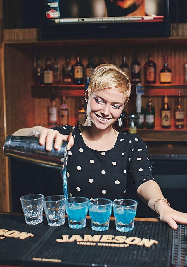 Best Bartender Winners San Antonio