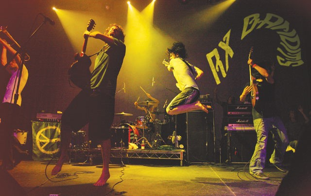 Beyond ska: RX Bandits roar for the last time. Maybe. - COURTESY PHOTO