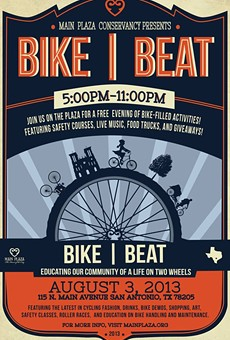 Bike | Beat Celebrates San Antonio Bike Culture With Beer, BMX, Hacienda and More