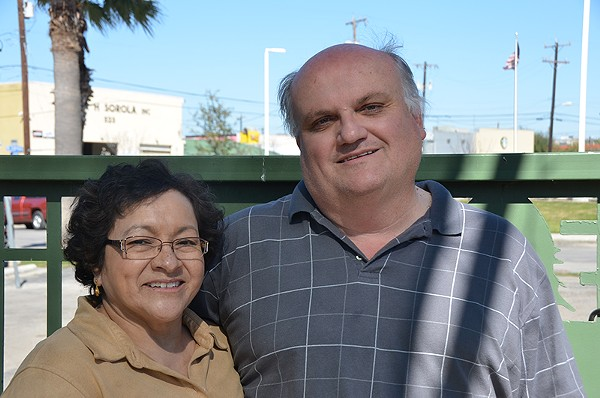 Bill Shute and wife Mary Anne Bernal are the brains behind label Kendra Steiner Editions. - MATT STIEB