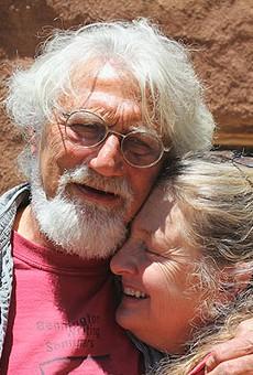 Bob Shacochis and Barbara Peterson