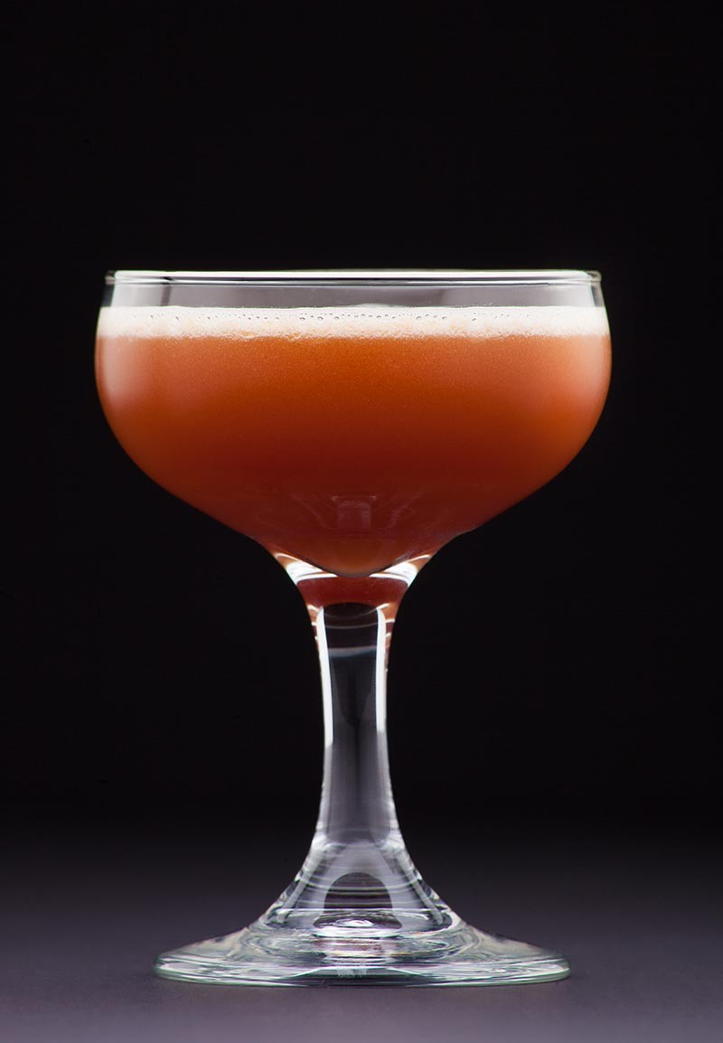 Bohanans' The Rosso Corsa, the signature cocktail for the 2015 San Antonio Cocktail Conference - COURTESY