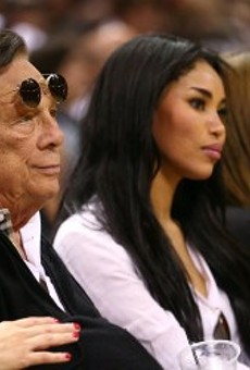Bonehead Quote of the Week: Donald Sterling On African-Americans