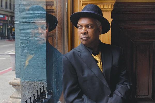 Booker T. Jones isn't afraid of a little hip-hop - COURTESY PHOTO