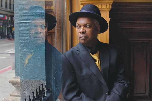 Booker T. Jones isn't afraid of a little hip-hop - COURTESY PHOTO