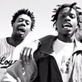 'Bow Down' to Deniro Farrar and Denzel Curry at the White Rabbit