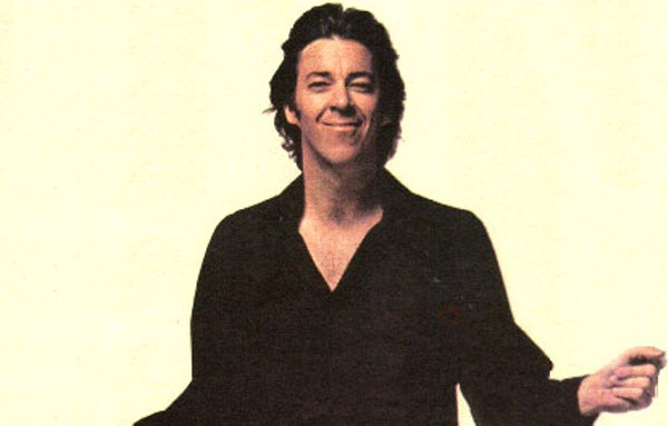 Boz Scaggs in 1976 - COURTESY