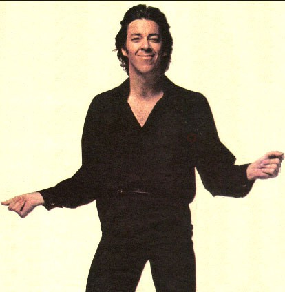 Boz Scaggs in 1976 - COURTESY