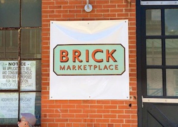 Brick Marketplace - FILE PHOTO