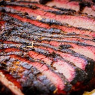 Brisket Bandit Strikes Again at B&B Smokehouse