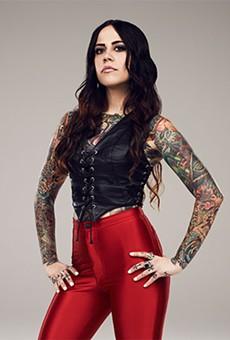 Brittany Elliott from Arc Angel Tattoo