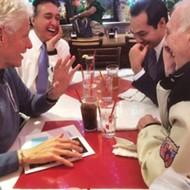 Caption Contest: Bill Clinton's joke