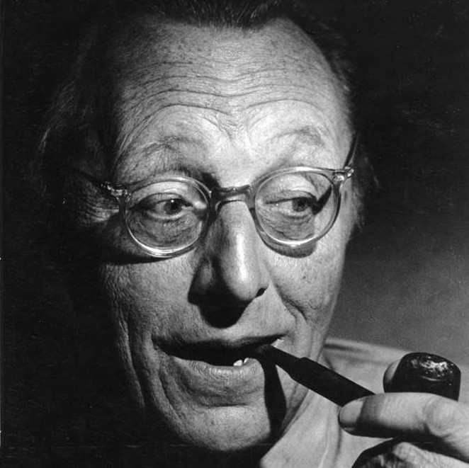 """Carl Orff, the composer of the epic """"O Fortuna"""""""
