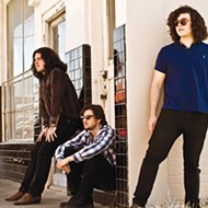 SA trio Crown's Raw Blues Rock Power on Debut Album