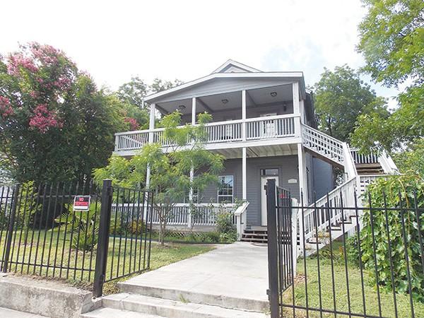 Carson House's homey exterior - COURTESY PHOTO