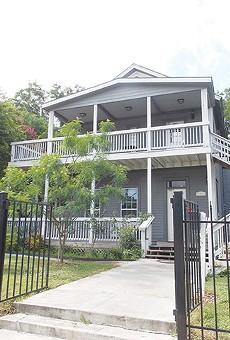 Carson House's homey exterior