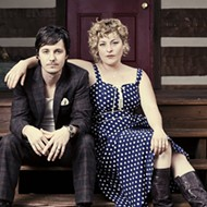 Shovels & Rope Wed Folk and Rock, and Each Other, in Marital Music
