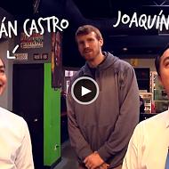 Castro Twins Join Matt Bonner on a Sandwich Hunt