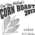 Chef Steve McHugh Hosts Corn Roast